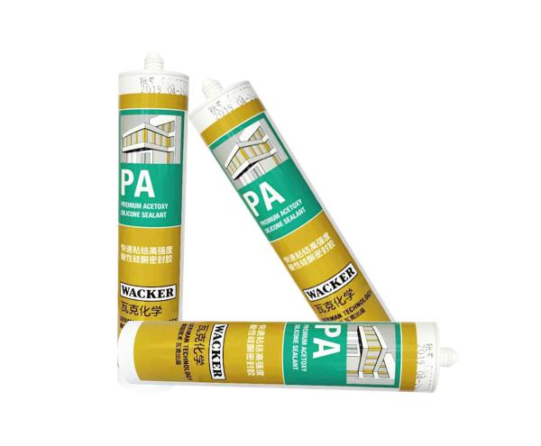 德国瓦克PA酸性硅酮密封胶