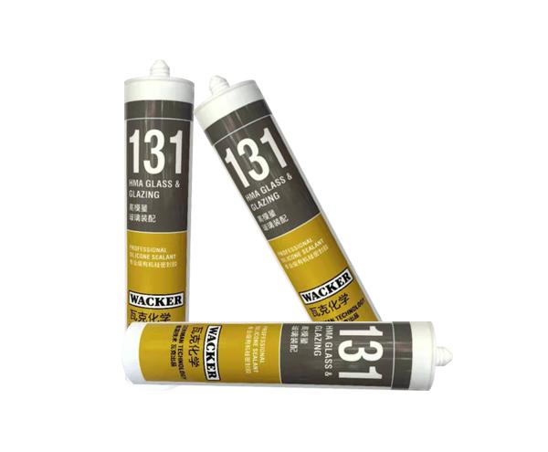 德国瓦克131有机硅酮密封胶