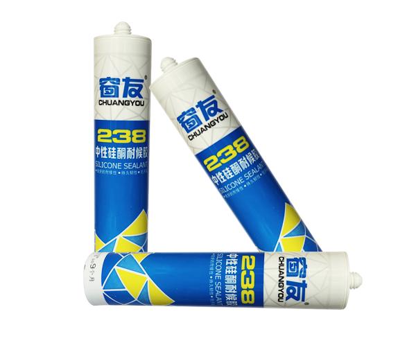 窗友238中性硅酮耐候胶