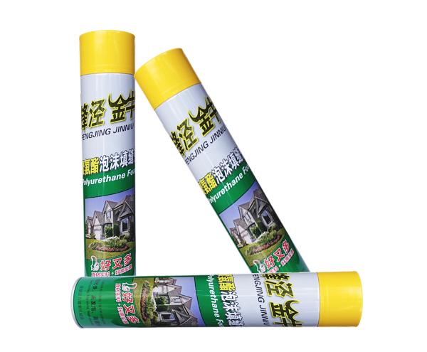 锋泾金牛聚氨酯泡沫填缝剂