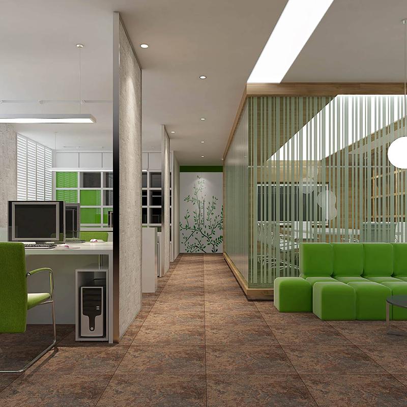 大型办公室装修工程