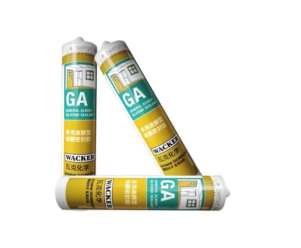 德国瓦克GA醇型硅酮密封胶